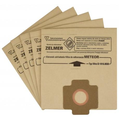 Worki do odkurzacza Zelmer 1010 5szt.
