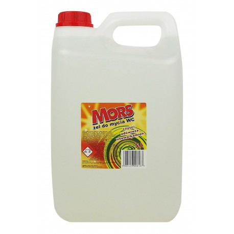 Żel do WC MORS 5l