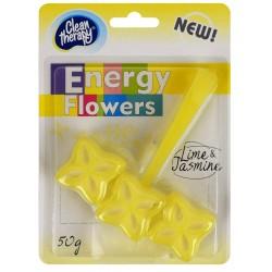 Zawieszka do WC Energy Flowers lime & jasmine