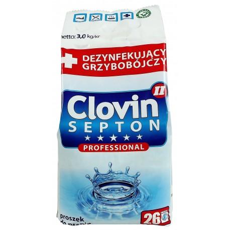 Proszek dezynfekujący CLOVIN II SEPTON 3kg