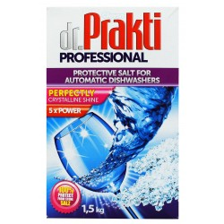 Sól do zmywarek dr.Praktik 1,5kg