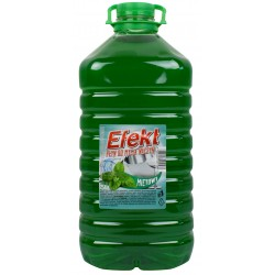 Płyn do naczyń EFEKT PET-5l mięta