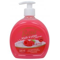 Mydło kremowe ROSA 500ml malina