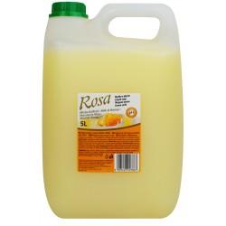 Mydło kremowe ROSA 5l - Mleko i miód