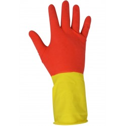 Rękawice gumowe gospodarcze MASTER L