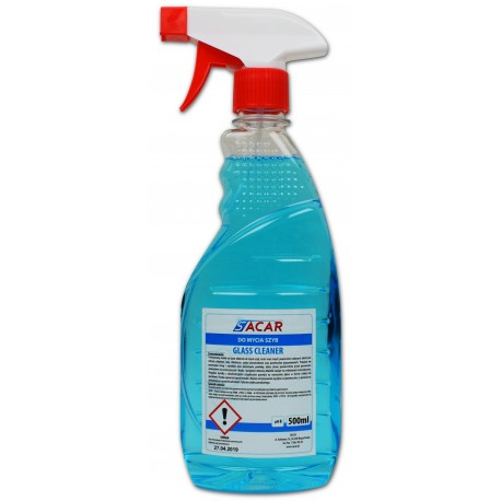 GLASS Cleaner płyn do mycia szyb 500ml