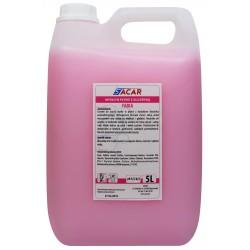 FABIA mydło w płynie z gliceryną różowe 5l