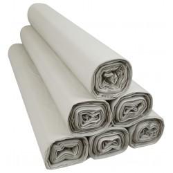 Worki 160l LDPE 25szt biały