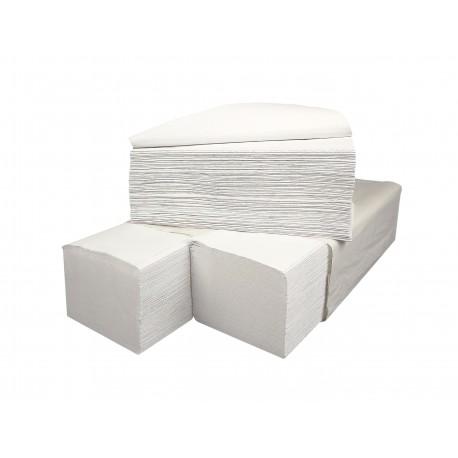 Ręczniki ZZ Velis biały 4000szt