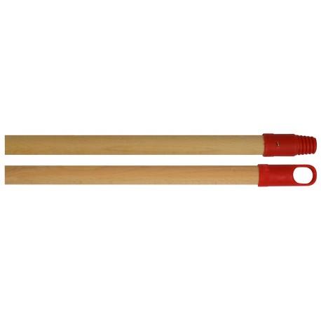 Drążek drewniany 130cm z obsadka
