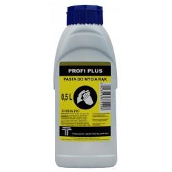 Pasta - żel do mycia rąk PROFI PLUS 0,5l