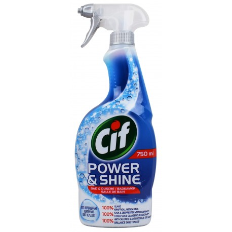 CIF Power&Shine łazienka 750ml sprey