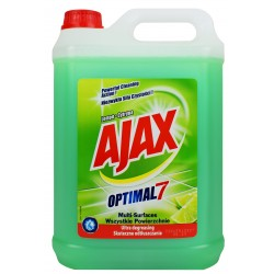 AJAX płyn 5L Optimal7 Lemon cytryna