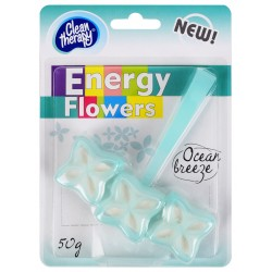 Zawieszka do WC Energy Flowers ocean breeze