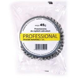 Druciak metalowy MEGA Professional 45g