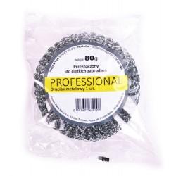 Druciak metalowy GIGANT Professional 80g