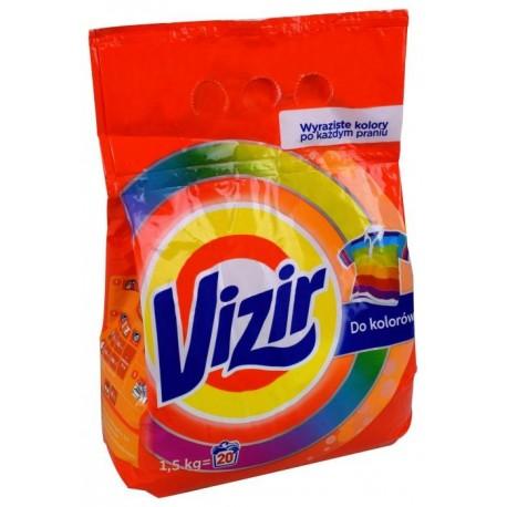 Proszek do prania VIZIR 1,5kg kolor