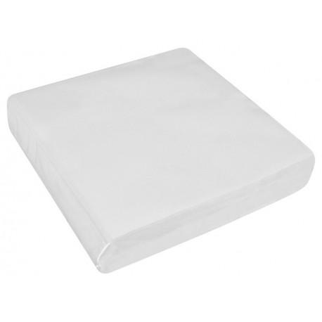 Serwetki gastronomiczne białe 15x15 A'500