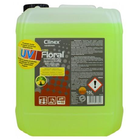 CLINEX FLORAL Citro 10l