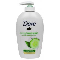 DOVE kremowe mydło w płynie Cucumber 250ml