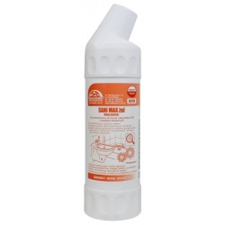 SANI MAX gel chlorowy żel do WC 750ml