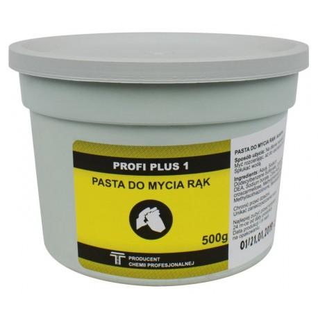 Pasta BHP do mycia rąk Profi Plus 1 ścierna 0,5l
