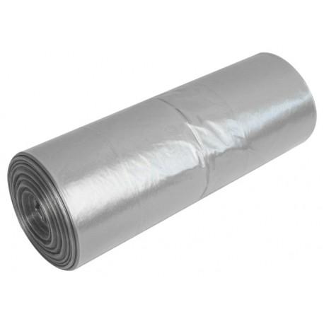 Worki RAZDWA 160l LDPE 20szt transparentne
