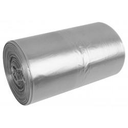 Worki RAZDWA 60l LDPE 50szt transparentne
