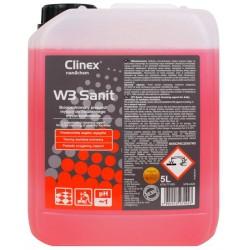 CLINEX W3 Sanit 5l koncentrat