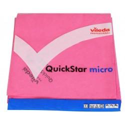 VILEDA QuickStar micro czerwona