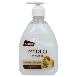 Mydło Liquid Soap 500ml białe