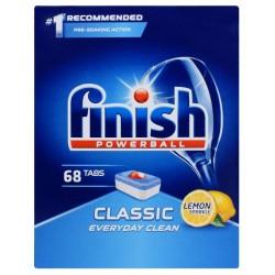 Tabletki do zmywarki FINISH Powerball 68szt lemon