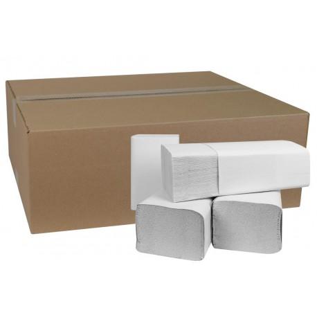 Ręczniki ZZ Velvet V Fold 16174 Basic 3000szt