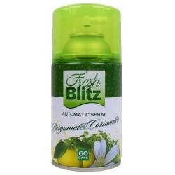 Wkład odświeżacz Fresh Blitz 260ml Bergamot