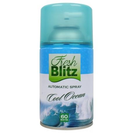 Wkład odświeżacz Fresh Blitz 260ml Cool Ocean