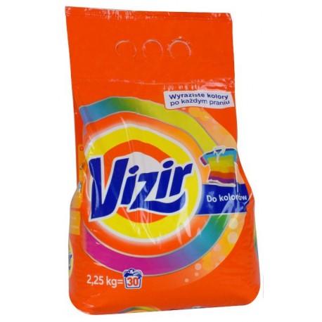 Proszek do prania VIZIR kg 2,25kg do kolorów