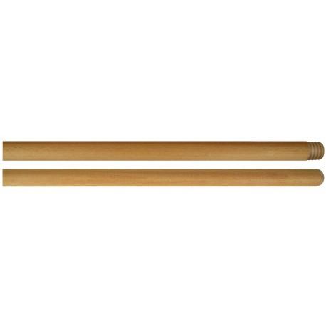 Drążek drewniany z gwintem 150cm