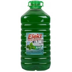 Płyn do naczyń EFEKT PET 5l mięta