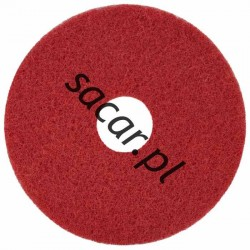 Pad Premium 18'' 457mm czerwony