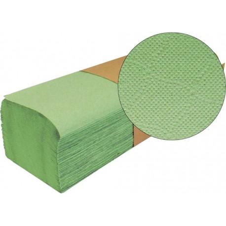 Ręczniki ZZ Velis PREMIUM zielone 4000szt