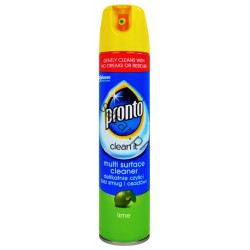 Pronto multisurface cleaner 250ml lime