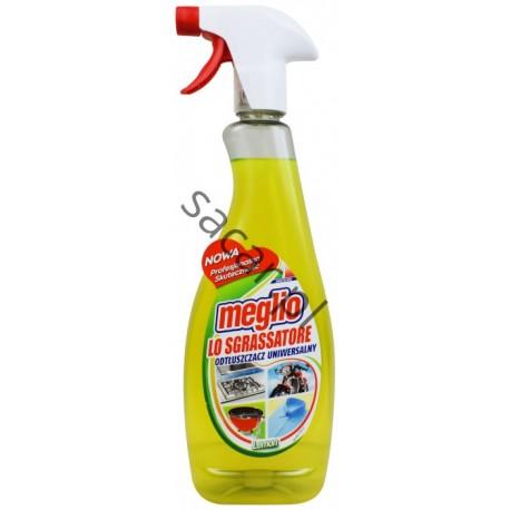 Meglio spray 750ml lemon