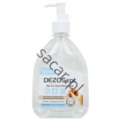CLINEX DEZOSept 500ml żel do dezynfekcji rąk