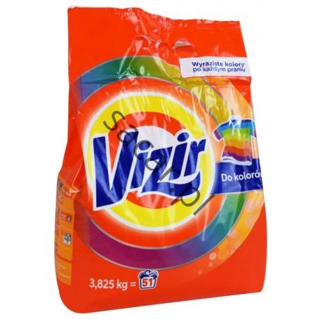 Proszek do prania VIZIR 3,825kg do kolorów