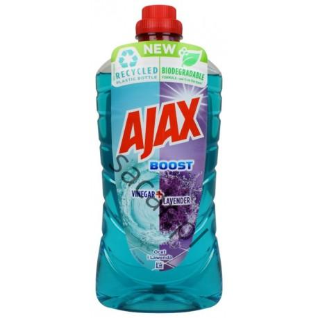 AJAX płyn 1L Boost ocet + lawenda