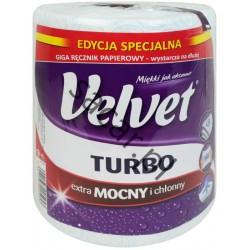 Ręcznik VELVET Turbo celuloza 3 warstwowy