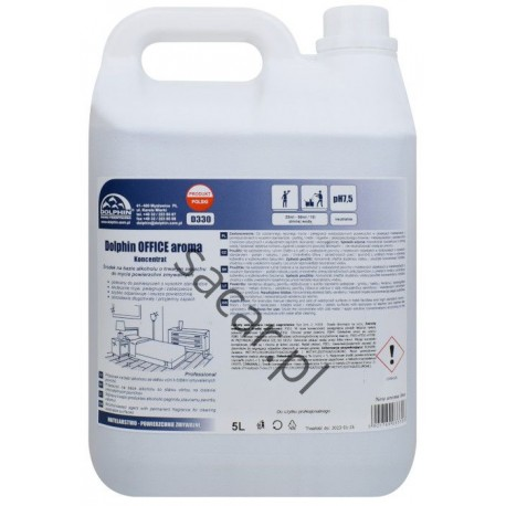Dolphin OFFICE aroma 5l