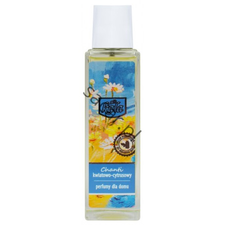 Olejek zapachowy Chanti 100ml kwiatowo cytrusowy