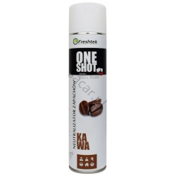 ONE SHOT neutralizator zapachów kawa 600ml
