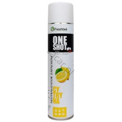 ONE SHOT neutralizator zapachów cytryna 600ml